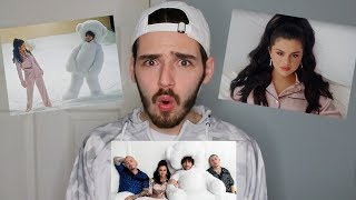 Benny blanco, tainy, selena gomez, j balvin - i can't get enough (music video) | reaction