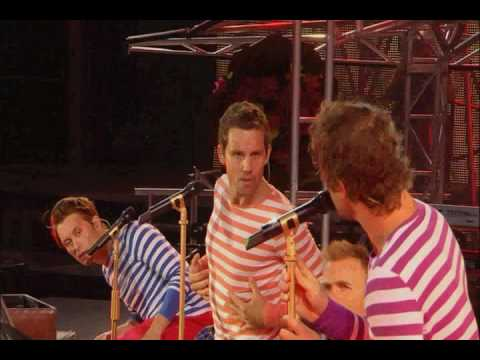 Take That Present: The Circus Live - What Is Love