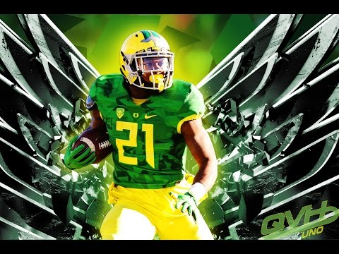 Oregon Ducks Football vs. TCU Alamo Bowl 2016 HD
