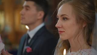 Венчание: Павел и Дарья