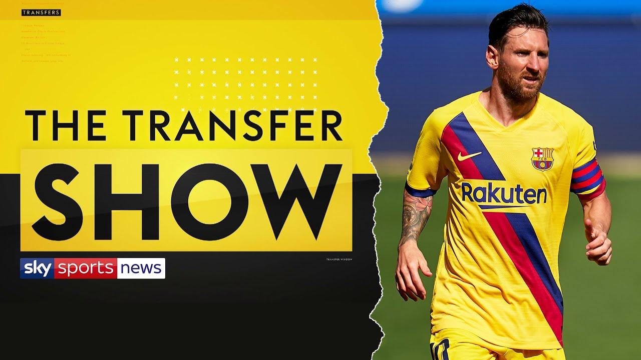 BREAKING! Lionel Messi confirms he will STAY at Barcelona! | The Transfer Show