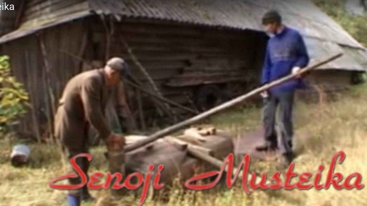 Download Dokumentinis filmas apie senovinius kaimo amatus Musteikos kaime