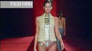 BYBLOS Spring Summer 2000 Milan - Fashion Channel