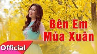 Bên Em Mùa Xuân - Sáng tác: Hoài An [Karaoke Beat MV]