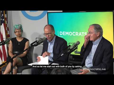 Democrats Live with Tom Harkin, Keri Gray, and Tom Perez