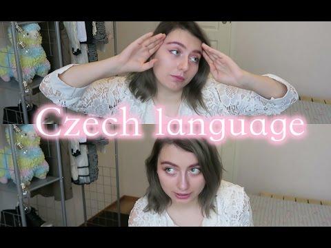 Finnish girl trying to speak CZECH