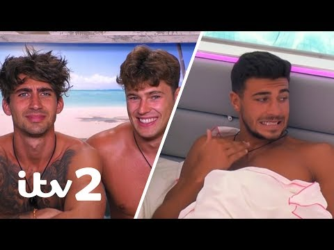 Curtis and Chris Test Out Their Rapping Skills | Love Island: Unseen Bits 2019