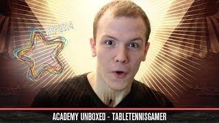 Academy Unboxed - Tabletennisgamer