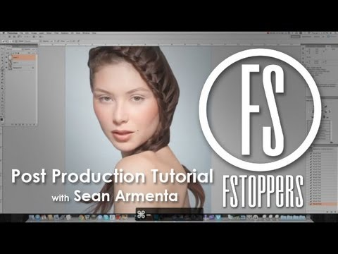 Beauty Retouching Part 2 - Stray Hairs: An FS PPT by Sean Armenta
