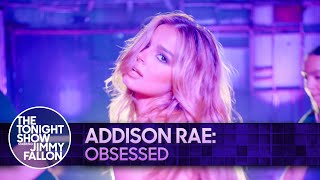 Download Addison Rae: Obsessed | The Tonight Show Starring Jimmy Fallon