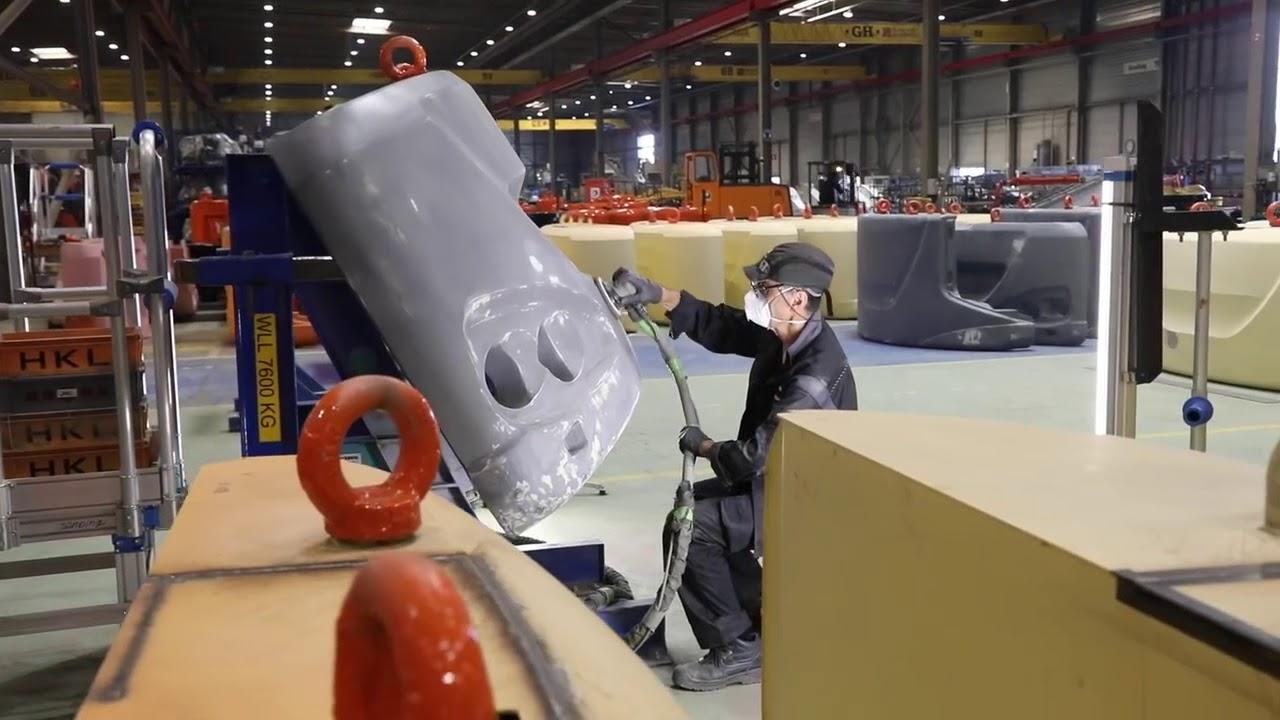 Hitachi rasketehnika koostetehased Hollandis