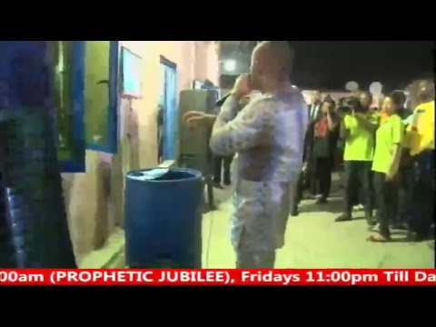 Land of Oil Prophetic Ministry Live