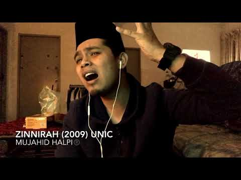 ZINNIRAH - UNIC (ORIGINAL KEY) Fitri Haris Version