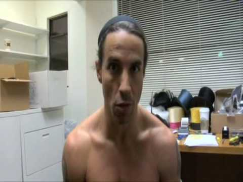 Making Of Dani California Part 1 of 3- Red Hot Chili Peppers