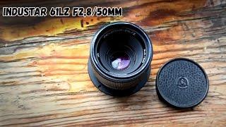 Industar 61LZ f2,8/50mm/Индустар 61 л/з 2.8/50мм
