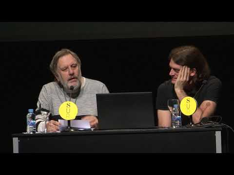 "Slavoj Žižek's conference: ""Ernst Lubitsch: cinism, humor and commitment"" [ENGLISH version]"