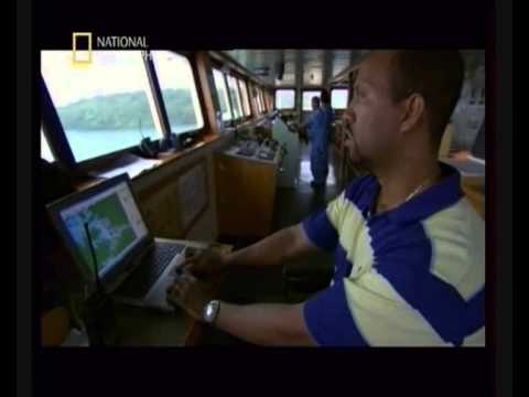 Megastructure   le canal de Panama