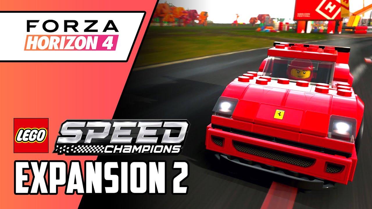 Forza Horizon 4 FORZA HORIZON 4 EXPANSION 2 - LEGO SPEED CHAMPIONS