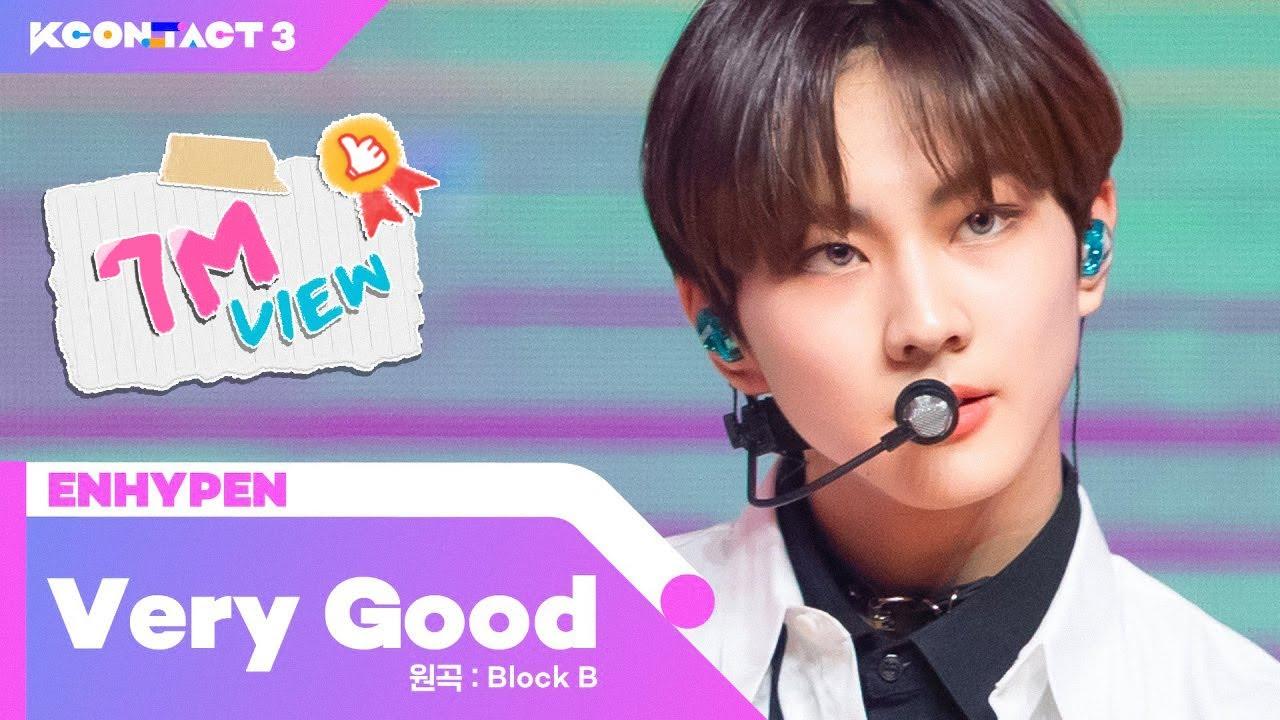 Download ENHYPEN (엔하이픈) - Very Good (원곡 : 블락비) | KCON:TACT 3