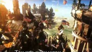 Literal Bioshock Infinite Trailer (Rus)