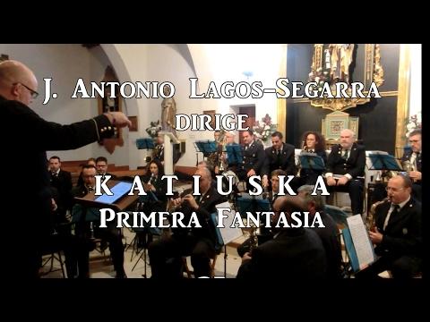 Katiuska - 1ª Fantasía,  Compositor: Pablo Sorozábal