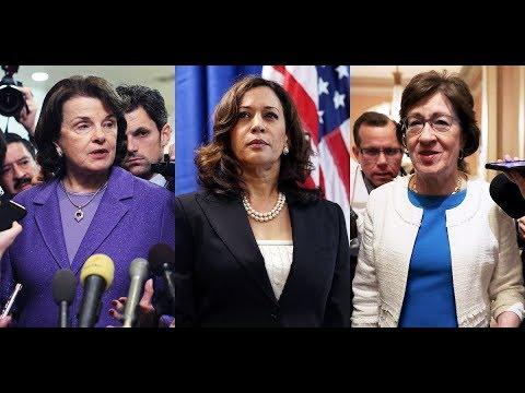 Female Senators Demand Better Hara ssment Policies from the National Intelligence Director