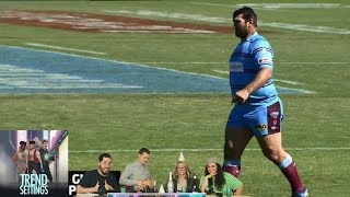 The Footy Show Fat Shaming - Trend Settings Ep 101 pt 2