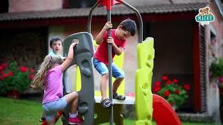 Gyerek mászóközpont Multi-Activity Tower Smoby csú