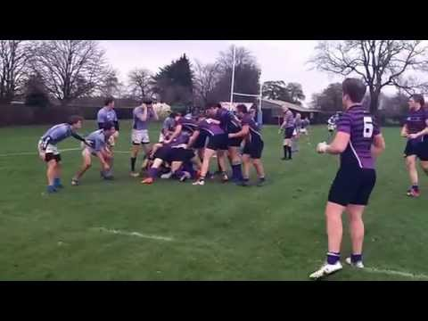University College London vs Hertfordshire (Rugby) 18.11.2015