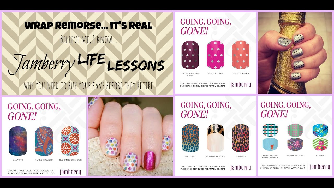 Jamberry life lessons why you need to snag up retiring wraps now jamberry life lessons why you need to snag up retiring wraps now stopboris Images