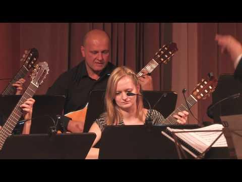 OUT OF SPACE  Liam Howlett, arr. Snelle Fjöll  Orkester Mandolina Ljubljana  dir. Andrej Zupan