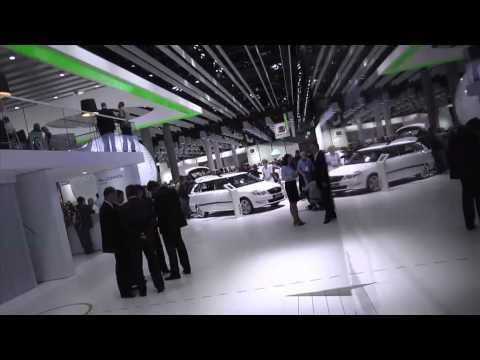 SKODA at the Frankfurt International Motor Show