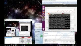 1000000kb/s STREAMING?! MistServer on Windows Server & Ubuntu testing.