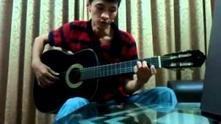 Bông hồng thủy tinh - acoustic guitar - Lê Văn Chân