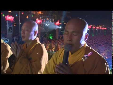 Lễ Vía Đức Phật A Di Đà năm 2013 - Chùa Hoằng Pháp