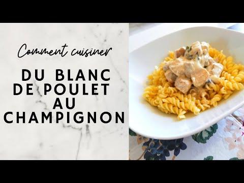 comment-cuisiner-du-blanc-de-poulet-au-champignon
