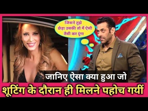 Download Salman khan and Iulia vanture love moments on tiger 3 shooting location