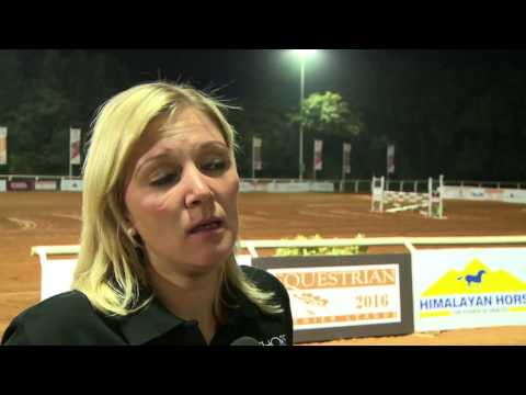 Equestrian Premier League 2016  by the Embassy  International Riding School