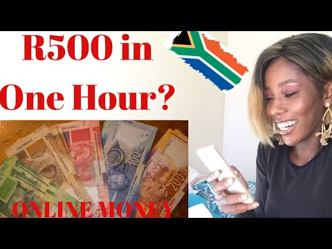 HOW TO MAKE R500 IN A DAY DURING THE LOCKDOWN|MAKE MONEY ONLINE SOUTH AFRICA 2020|TinoSparks| M4JAM