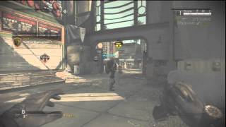 glitch call of duty ghost avoir la maverick ps3 ps4