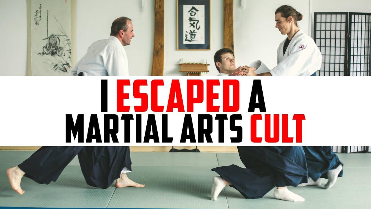 How I Managed To Escape a Martial Arts Cult