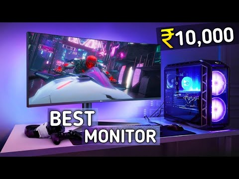 Top 5 best monitor under 10000 | best gaming monitor under 10000