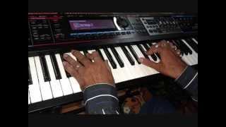 Mohuay Jomechhe Aaj Mou Go By Kalyan Das (Piano Cover)
