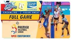 PVL OC 2018: Creamline vs. Pocari-Air Force | Full Game | 4th Set | October 14, 2018