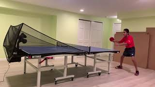 Amicus Robot Training With Aditya Sareen - Developing Footwork & Hand Speed
