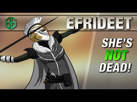 Efrideet is ALIVE AND WELL || Why she matters and you should care