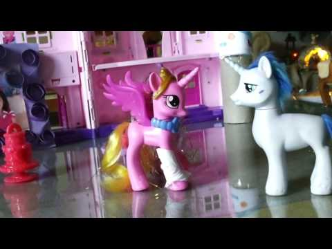 L' histoire  de  l' amour à  Equestria  partie 1