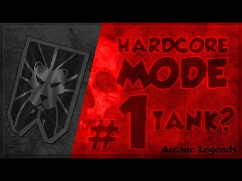 Arcane Legends - HARDCORE MODE STEP BY STEP [*RUNNING LEADERBOARD*]