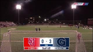 Georgetown at St. John's - Men's Soccer