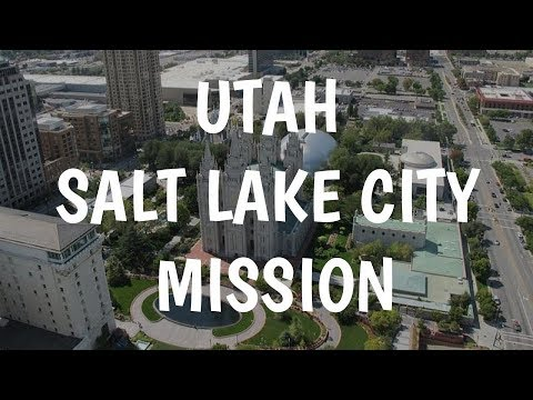 Utah Salt Lake City Mission